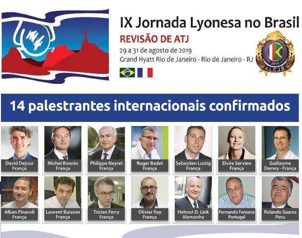 Jornada Lyonesa no Brasil